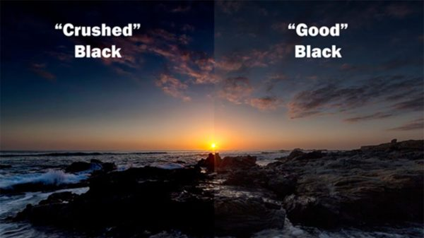 Contrast Black Level