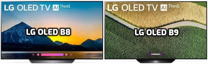 LG B9 vs B8 Review