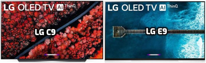 LG E9 vs C9 Review
